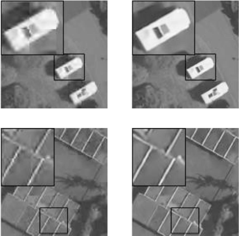 Figure 1 for One-Two-One Networks for Compression Artifacts Reduction in Remote Sensing