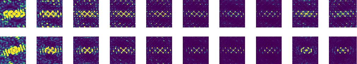 Figure 2 for A Molecular-MNIST Dataset for Machine Learning Study on Diffraction Imaging and Microscopy