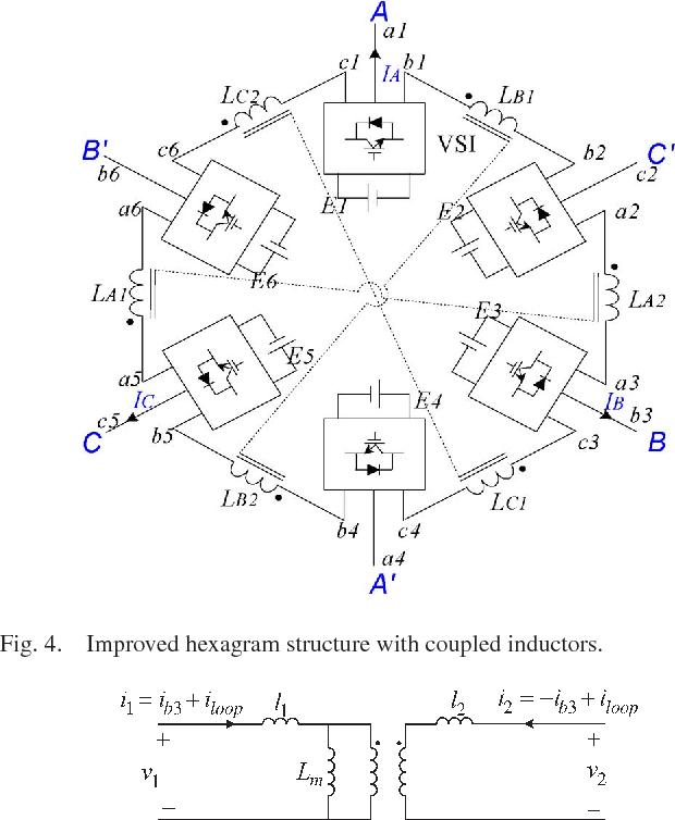 Minimizing The Circulation Current In Hexagram Medium Voltage
