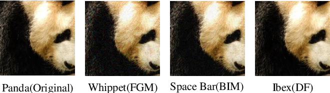 Figure 4 for ASP:A Fast Adversarial Attack Example Generation Framework based on Adversarial Saliency Prediction