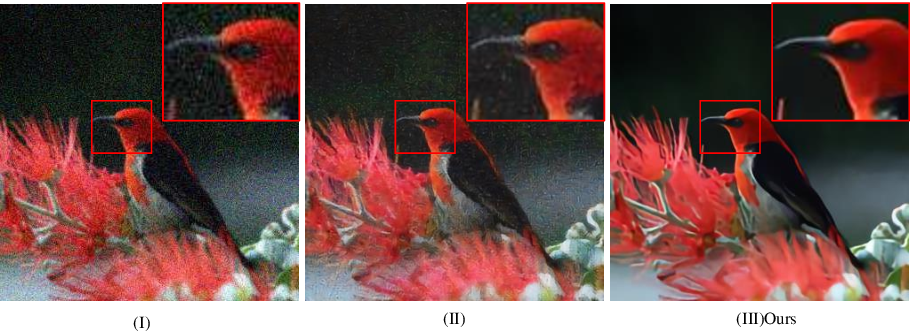 Figure 1 for Learning Disentangled Feature Representation for Hybrid-distorted Image Restoration