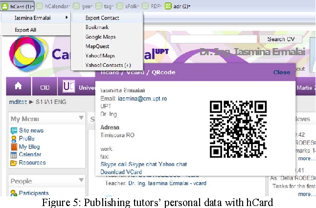 Figure 5 from Using hCard and vCard for improving usability