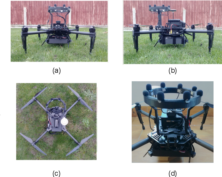 Figure 4 for An embedded multichannel sound acquisition system for drone audition