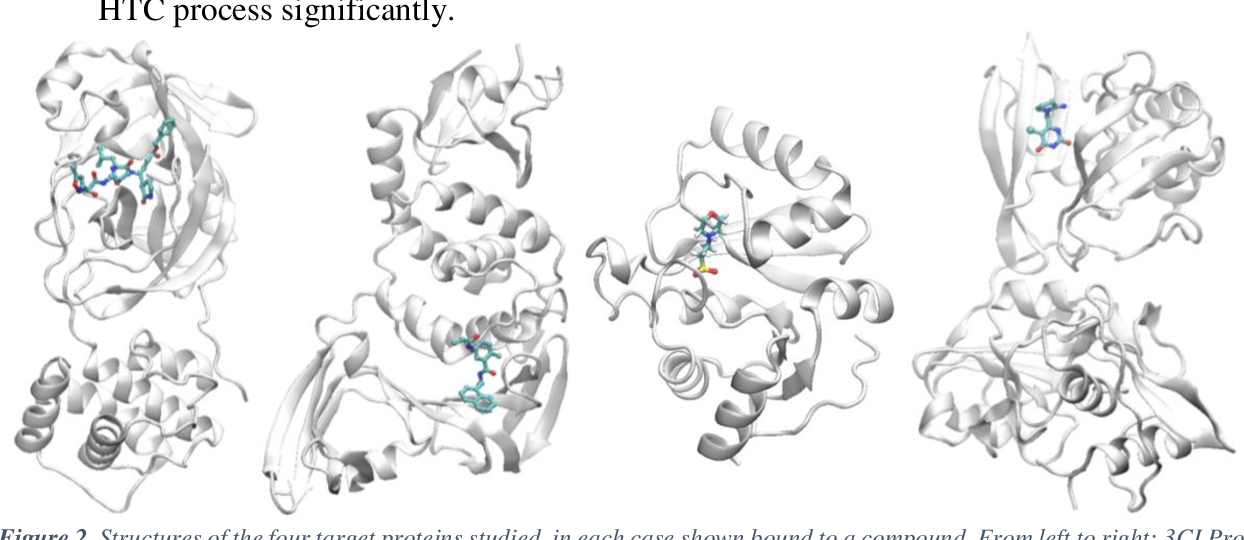 Figure 4 for Pandemic Drugs at Pandemic Speed: Accelerating COVID-19 Drug Discovery with Hybrid Machine Learning- and Physics-based Simulations on High Performance Computers