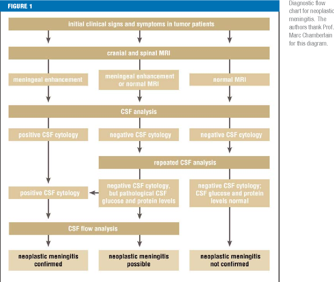 Figure 1 From Neoplastic Meningitis Semantic Scholar