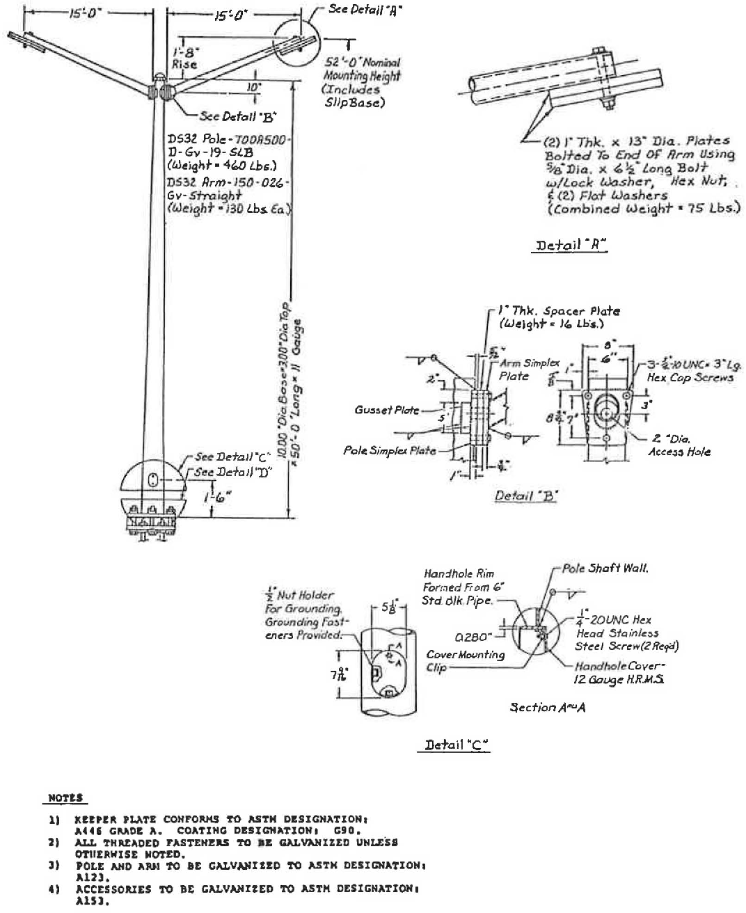 PDF] FULL-SCALE CRASH TESTS ON A LUMINAIRE SUPPORT 4-BOLT