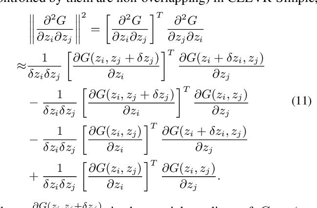 Figure 4 for Orthogonal Jacobian Regularization for Unsupervised Disentanglement in Image Generation