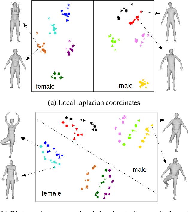 Figure 3 for Neural Human Deformation Transfer