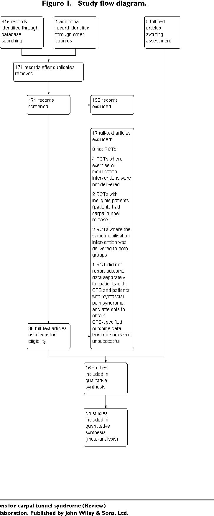 Figure 1. Study flow diagram.