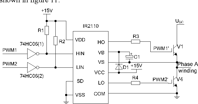 Figure 11 from Subdivision Controller Design of Stepping Motor Based