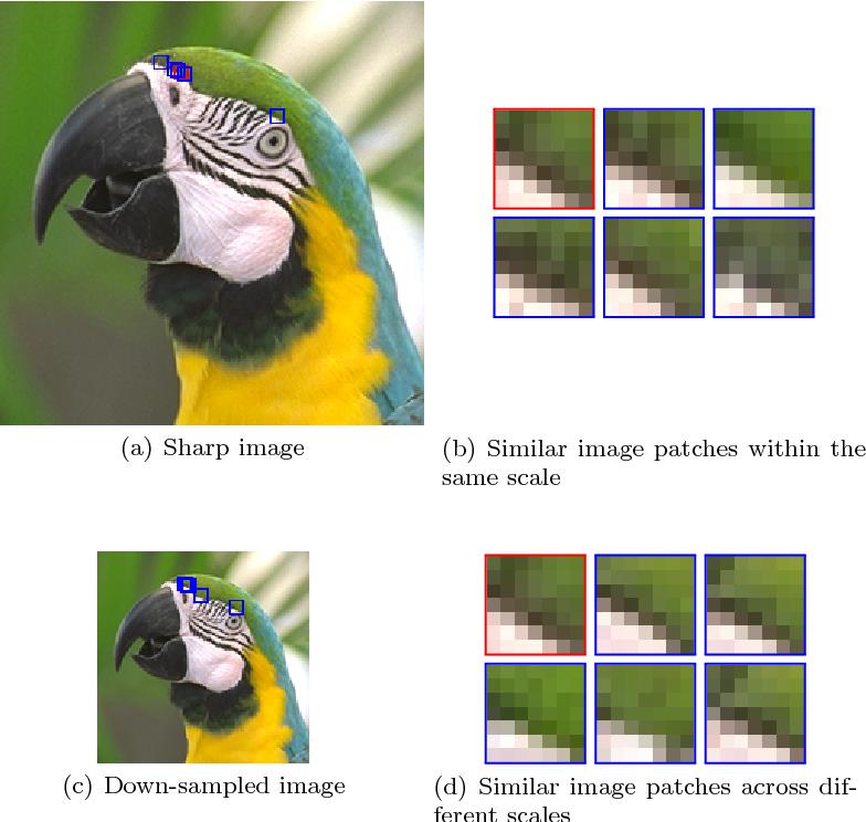 Figure 1 for Edge-Based Blur Kernel Estimation Using Sparse Representation and Self-Similarity