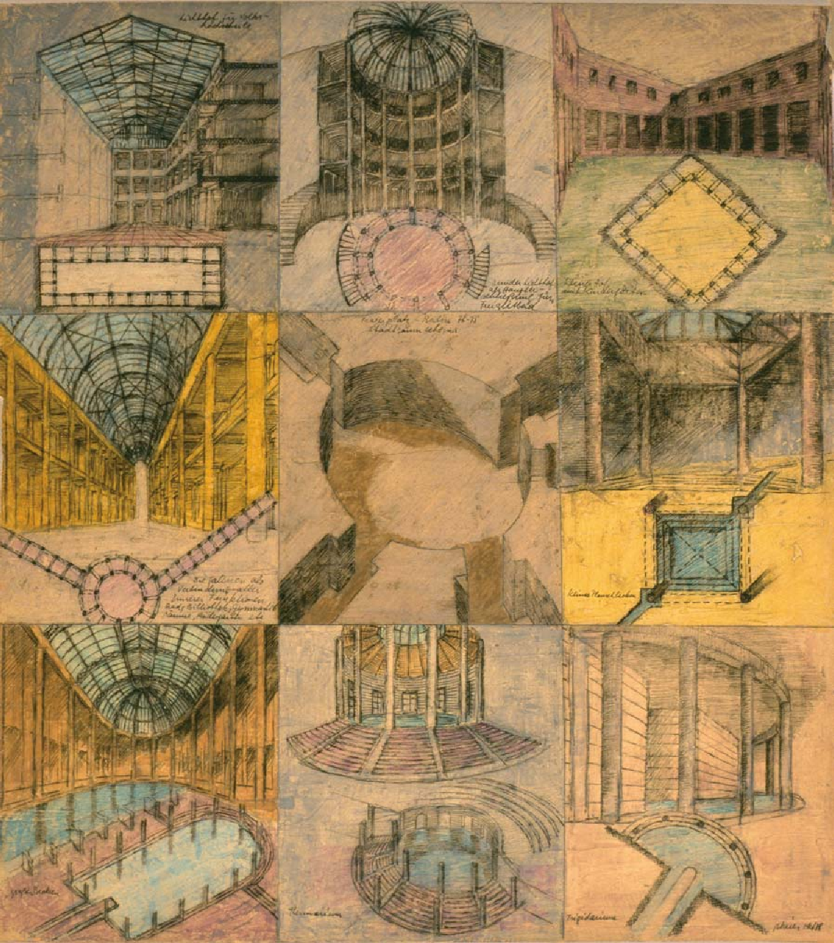 Figure 8 14 from Architects' drawings : a selection of