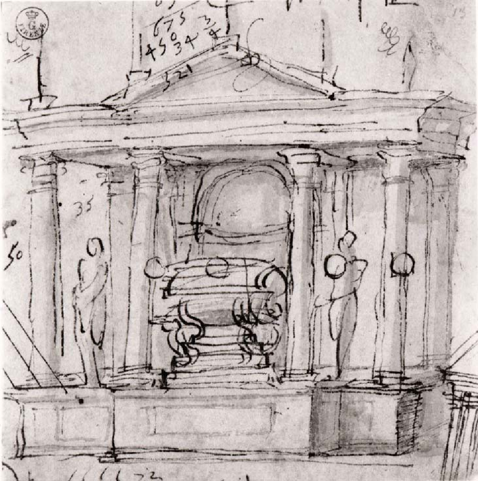 Figure 5 5 from Architects' drawings : a selection of sketches by
