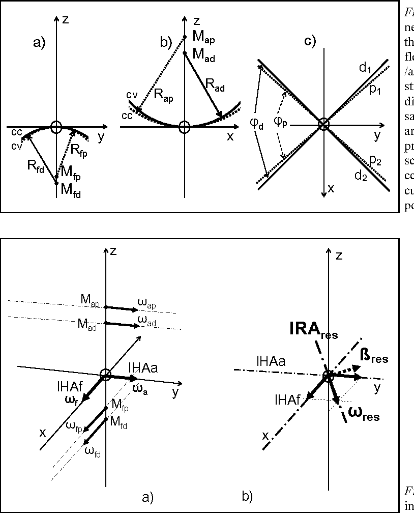 Mechanisms of circumduction and axial rotation of the ...