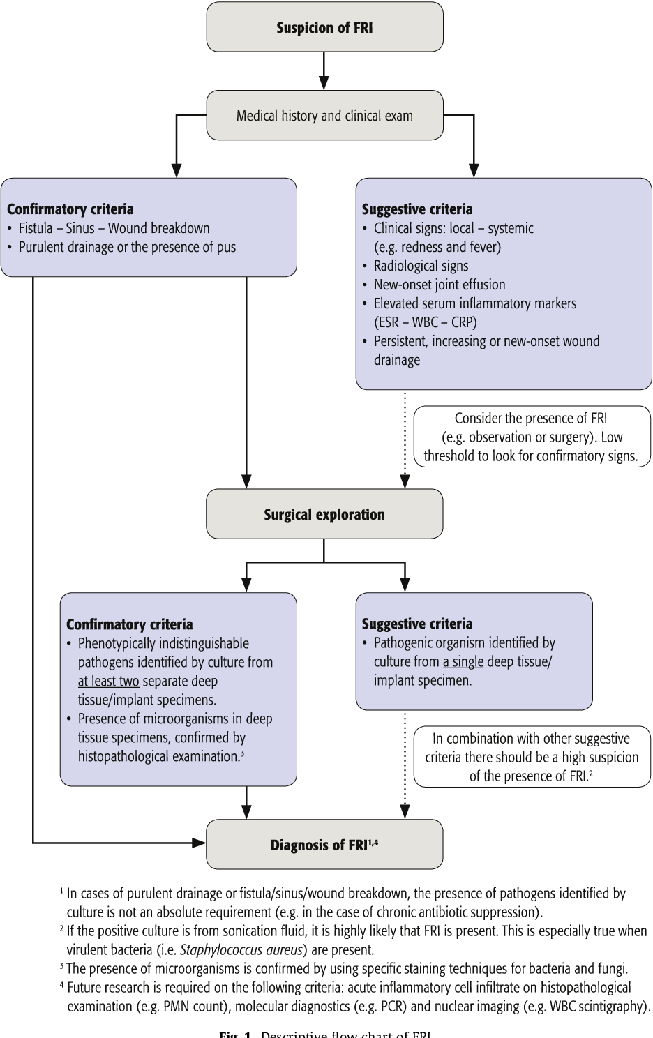 Figure 1 from Fracture-related infection: A consensus on
