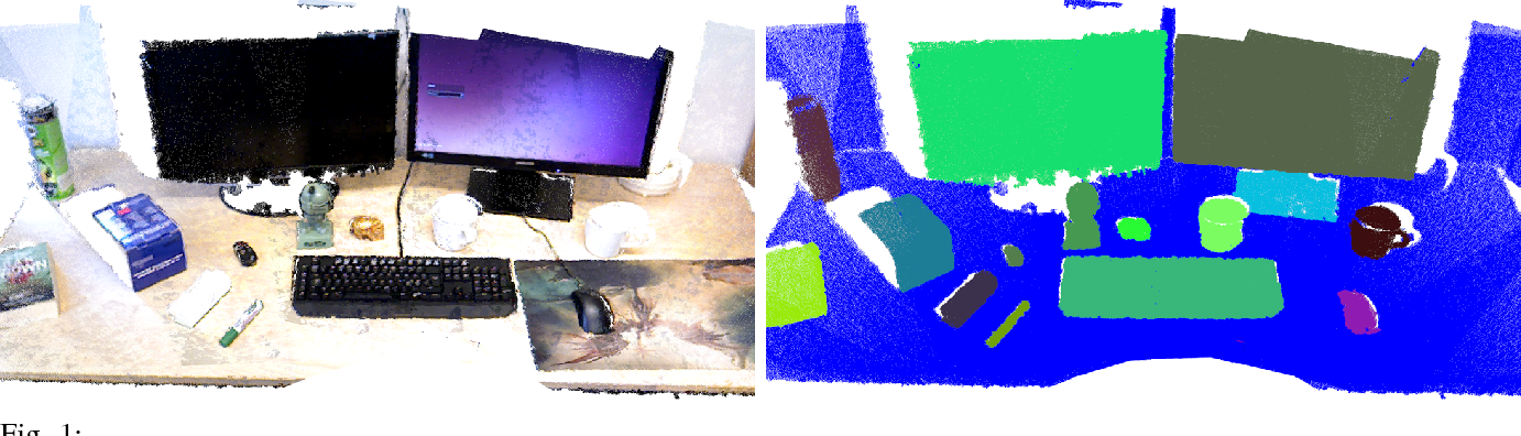 Figure 1 for Unsupervised Object Discovery and Segmentation of RGBD-images