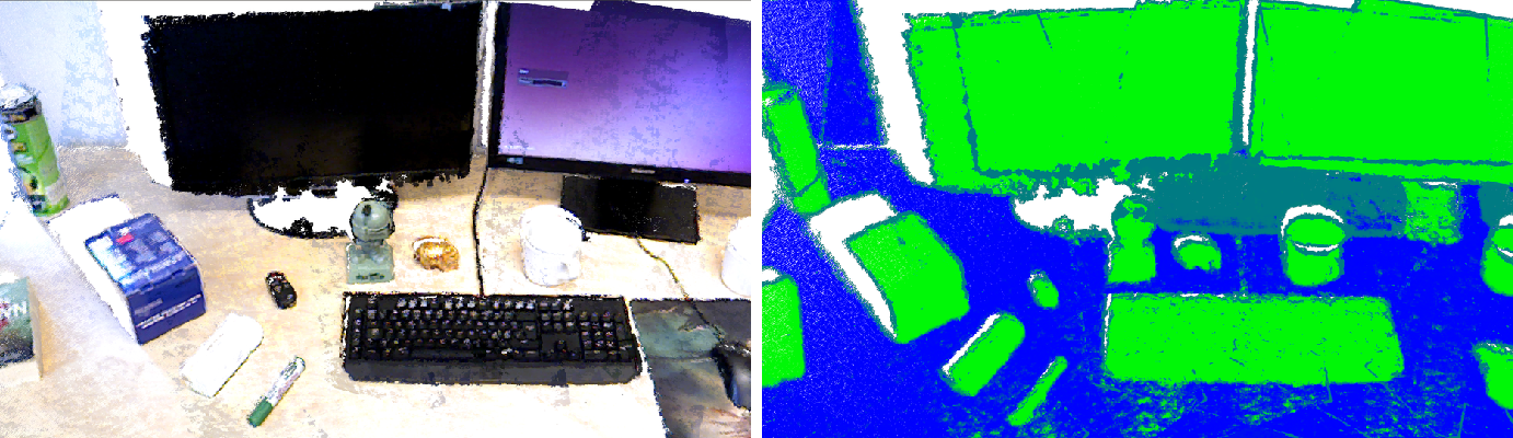 Figure 4 for Unsupervised Object Discovery and Segmentation of RGBD-images