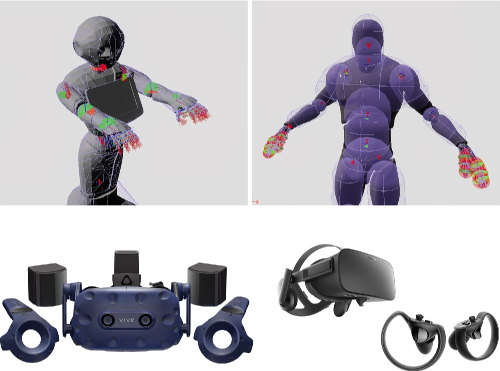 Figure 3 for UnrealROX: An eXtremely Photorealistic Virtual Reality Environment for Robotics Simulations and Synthetic Data Generation