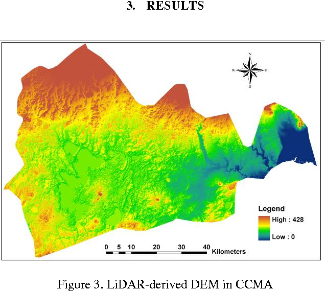 PDF] LIDAR data reduction for efficient and high quality DEM