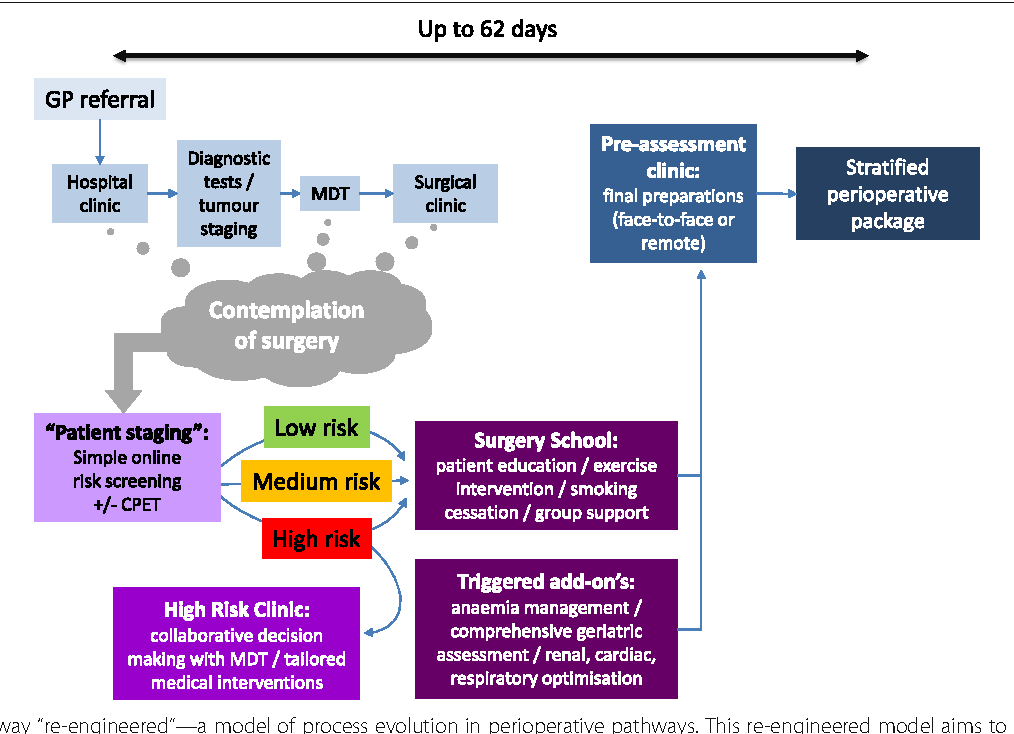Re designing the pathway to surgery better care and added value figure 2 ccuart Images