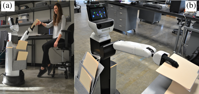 Figure 1 for Toward Achieving Formal Guarantees for Human-Aware Controllers in Human-Robot Interactions