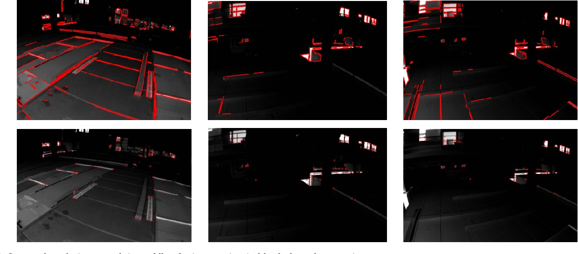 Figure 2 for Invariant Cubature Kalman Filter for Monocular Visual Inertial Odometry with Line Features