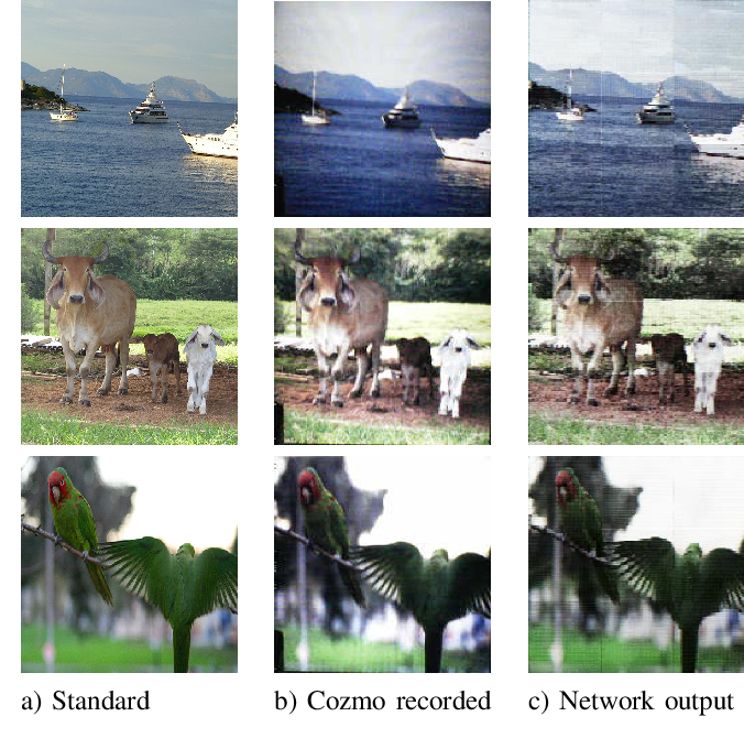 Figure 4 for A Simple Domain Shifting Networkfor Generating Low Quality Images