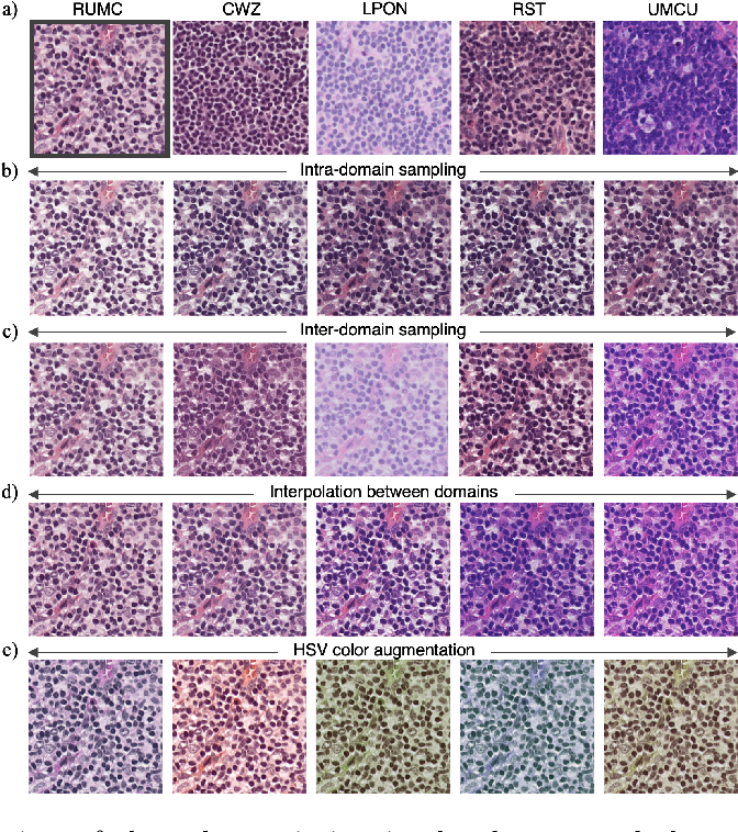 Figure 3 for Structure-Preserving Multi-Domain Stain Color Augmentation using Style-Transfer with Disentangled Representations
