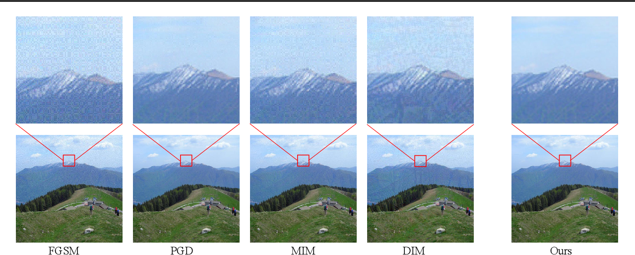 Figure 3 for Improving Visual Quality of Unrestricted Adversarial Examples with Wavelet-VAE