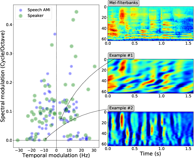 Figure 2 for Learning spectro-temporal representations of complex sounds with parameterized neural networks