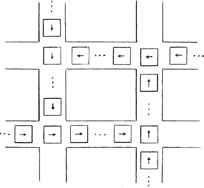 Figure 4 for Priority-based coordination of mobile robots