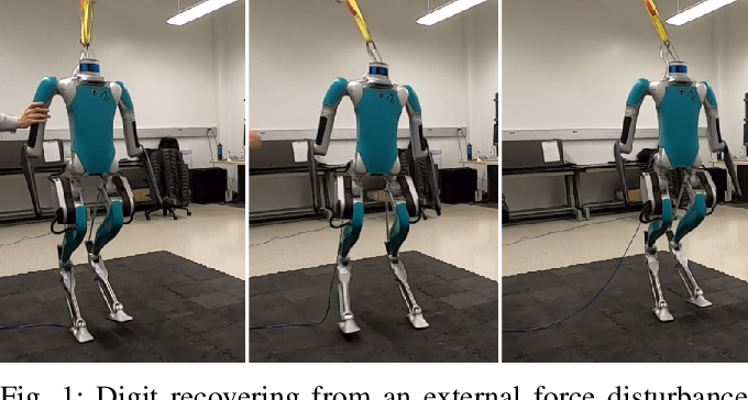 Figure 1 for Robust Feedback Motion Policy Design Using Reinforcement Learning on a 3D Digit Bipedal Robot