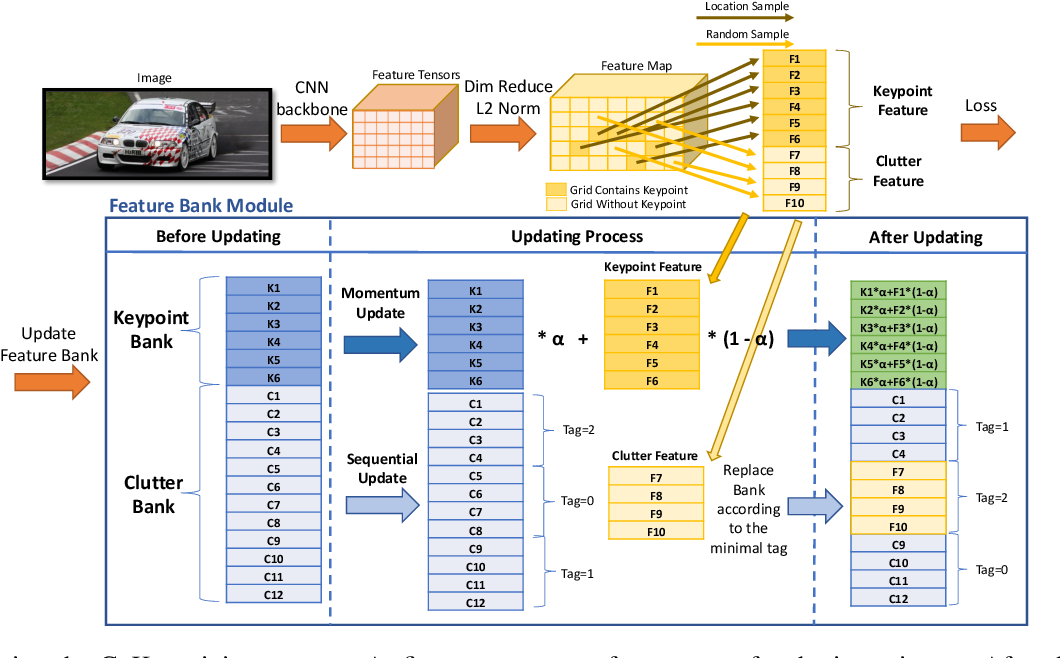 Figure 3 for CoKe: Localized Contrastive Learning for Robust Keypoint Detection