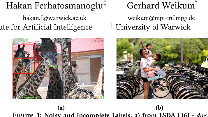 Figure 1 for VISIR: Visual and Semantic Image Label Refinement