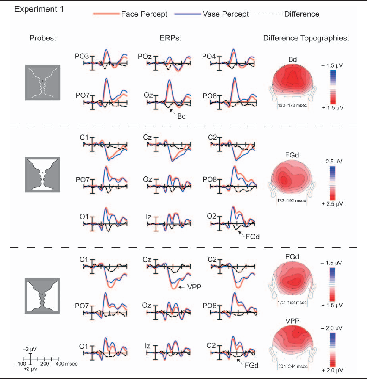 Early stages of figure ground segregation during perception of the figure 2 reviewsmspy