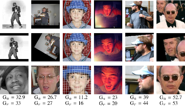 Figure 1 for On the effect of age perception biases for real age regression