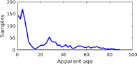 Figure 2 for On the effect of age perception biases for real age regression