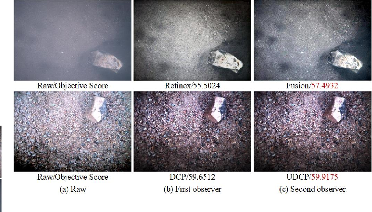 Figure 3 for A Benchmark dataset for both underwater image enhancement and underwater object detection