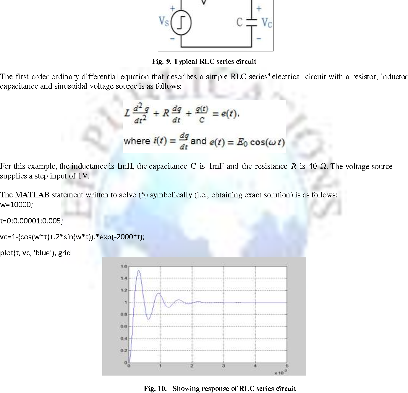Figure 9 from Circuit Analysis Using Matlab / Simulink ® - Semantic
