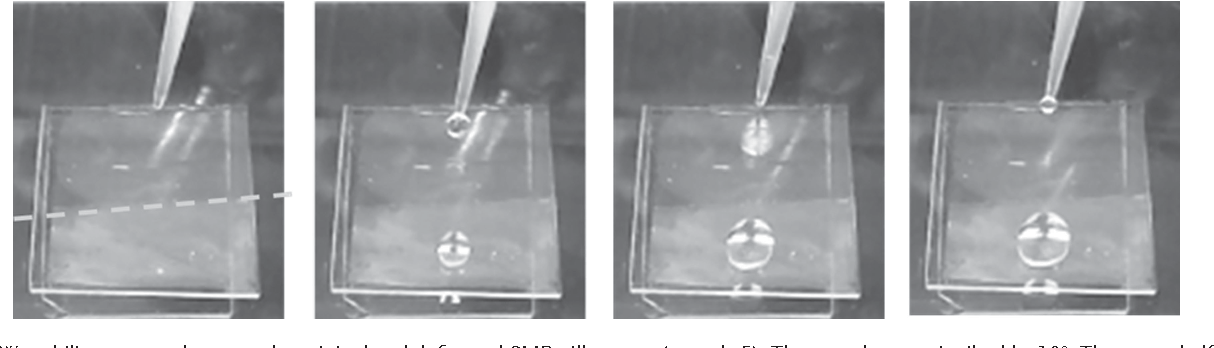 7f97f73b76 Wettability contrast between the original and deformed SMP pillar array  (sample 5