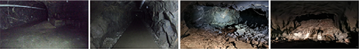 Figure 1 for Unsupervised Learning for Subterranean Junction Recognition Based on 2D Point Cloud