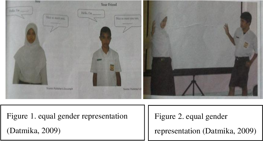 PDF] GENDER REPRESENTATION IN ENGLISH TEXTBOOKS OF 2013