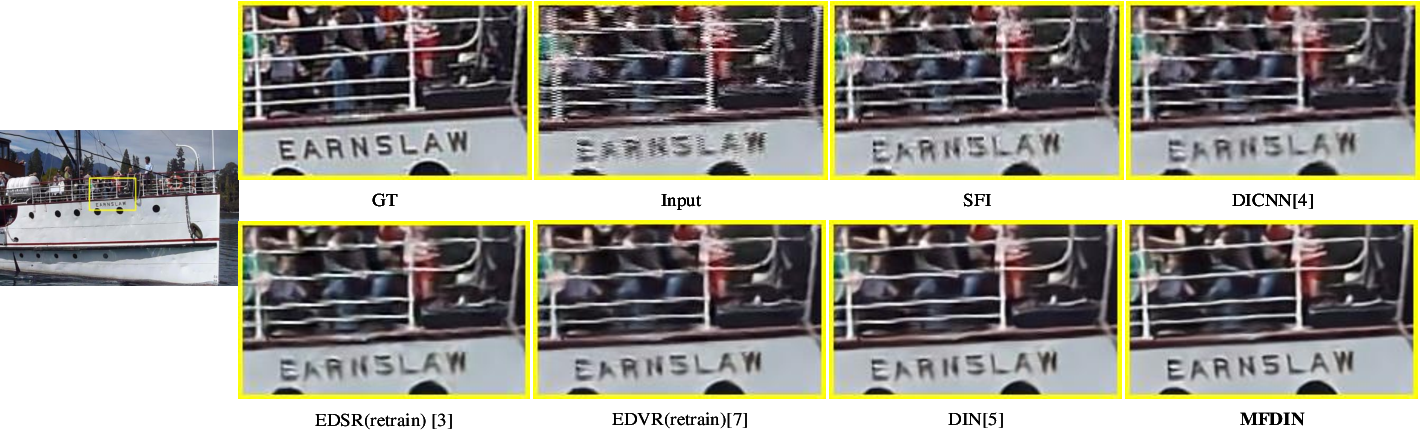 Figure 3 for Multi-frame Joint Enhancement for Early Interlaced Videos