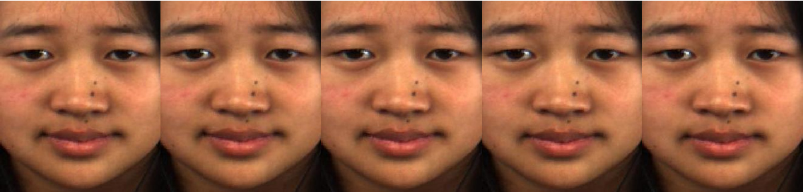 Figure 3 for A Review on Facial Micro-Expressions Analysis: Datasets, Features and Metrics