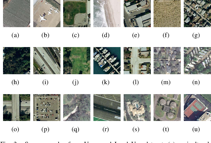 Figure 4 for An End-to-End Joint Unsupervised Learning of Deep Model and Pseudo-Classes for Remote Sensing Scene Representation