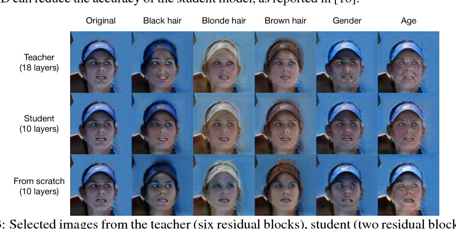 Figure 4 for LIT: Block-wise Intermediate Representation Training for Model Compression