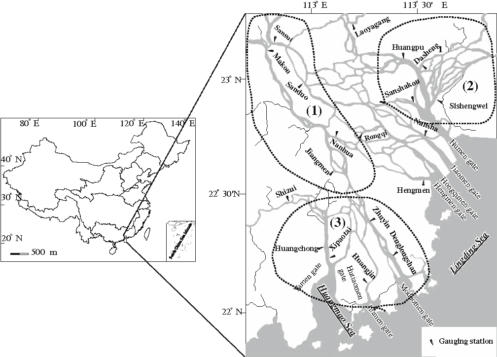 Regional Flood Frequency And Spatial Patterns Analysis In The Pearl