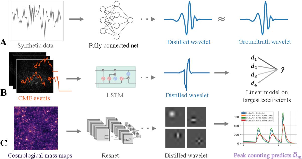Figure 3 for Adaptive wavelet distillation from neural networks through interpretations