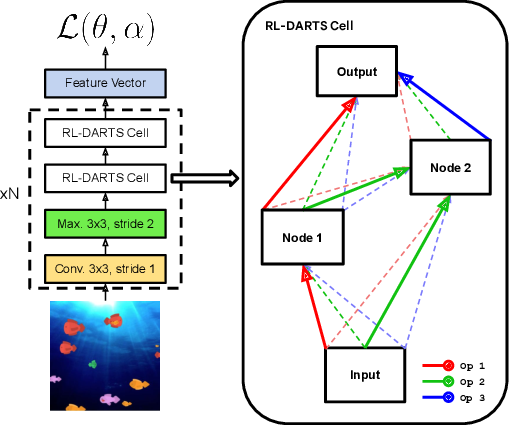 Figure 2 for RL-DARTS: Differentiable Architecture Search for Reinforcement Learning