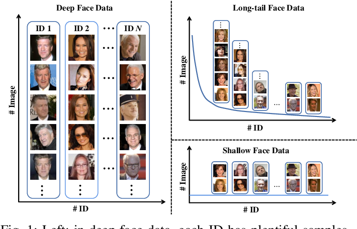 Figure 1 for Multi-Agent Semi-Siamese Training for Long-tail and Shallow Face Learning